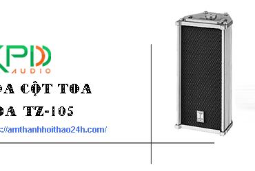 loa cột toa TZ105